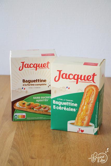 Baguettines Avocat Jambon Serrano Degustabox Box Cuisine Découverte Jacquet La Tourangelle Recette Facile Brunch