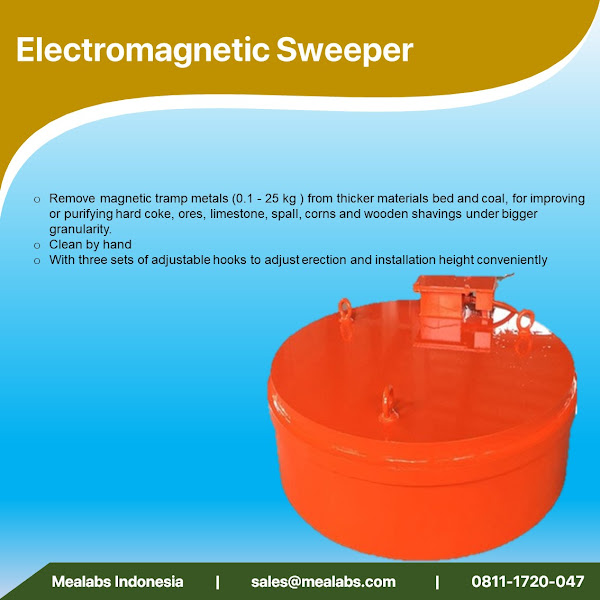 RCDB Series Electromagnetic Sweeper