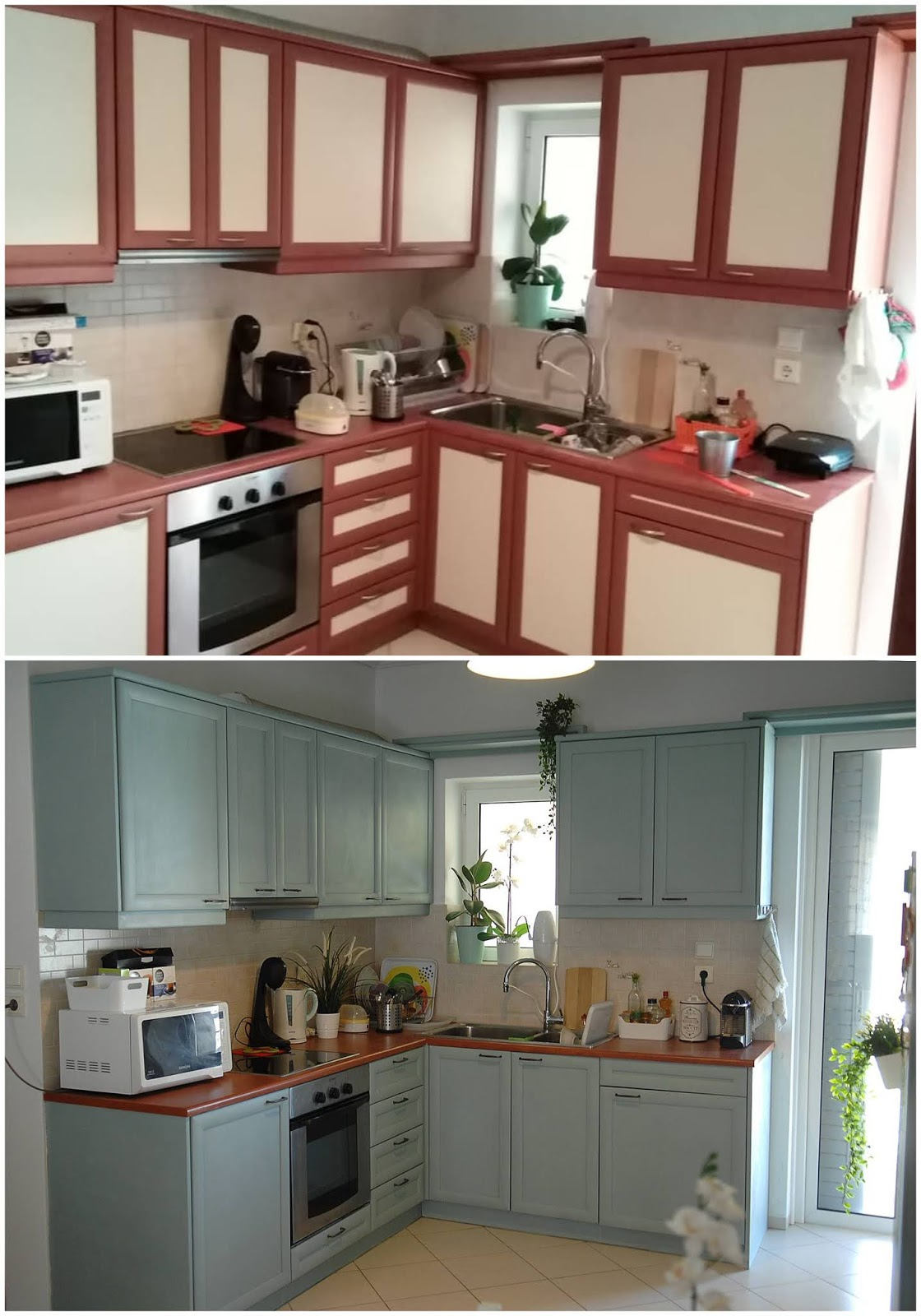 Αφιέρωμα: Κουζίνα! Έλα στην κουζίνα, βάζω καφέ! 16 Annie Sloan Greece