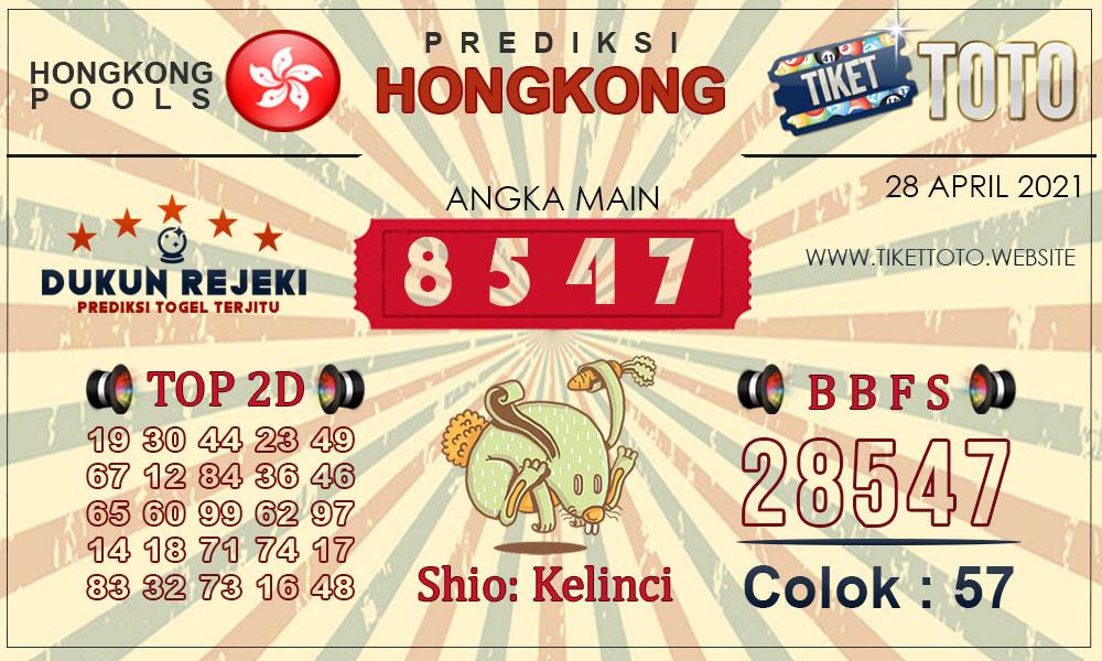 Prediksi Togel HONGKONG TIKETTOTO 28 APRIL 2021