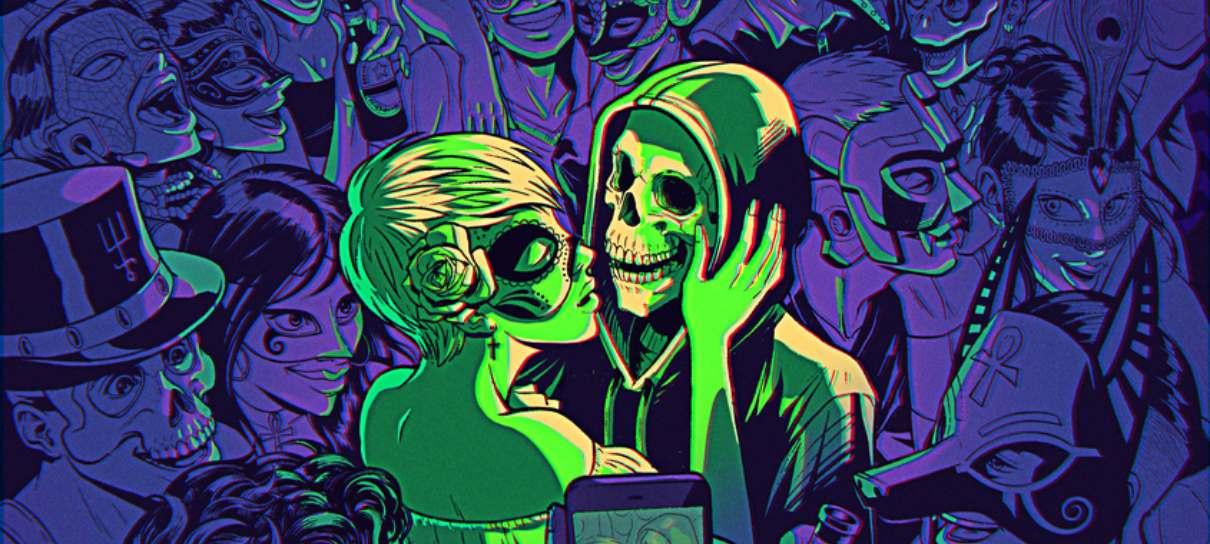 Baile de Máscaras, antologia de quadrinhos, busca financiamento coletivo