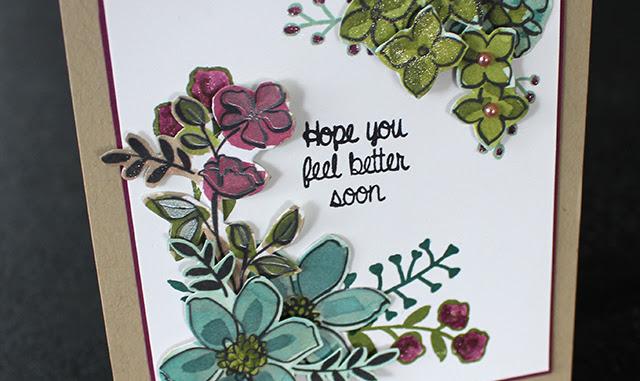 Feel better soon x
