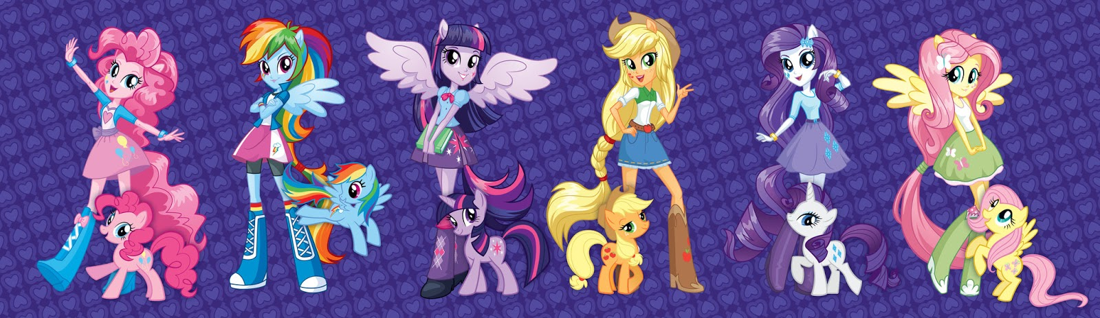 Equestria Girls, look at dem hips