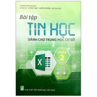 Bài Tập Tin Học Dành Cho THCS - Quyển 2 (2020) ebook PDF-EPUB-AWZ3-PRC-MOBI
