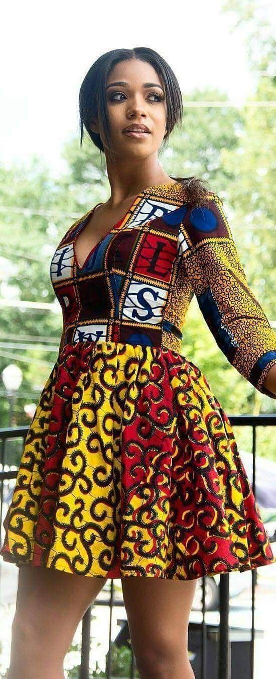 Here are the top African styles of clothing for women: