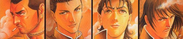 Review del manga Battle Royale Ed. Deluxe Vol 5 y 6 de Koushun Takami y Masayuki Taguchi - Editorial Ivrea