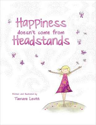 Written as an alternative to The Little Engine that Could, Happiness Doesn't Come from Headstands focuses on finding happiness within ourselves rather than from achieving an external goal.