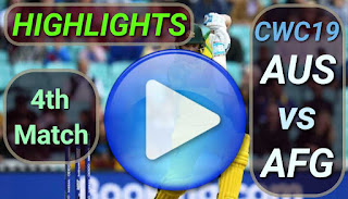 Aus vs Afg 4th Match