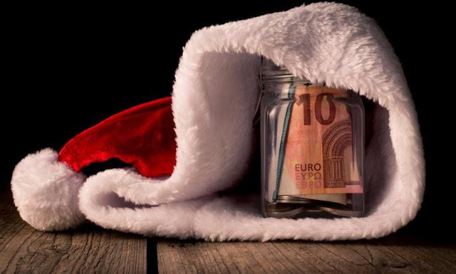 Δώρο Χριστουγέννων: Πώς υπολογίζεται και πότε θα καταβληθεί;