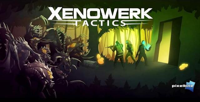 Xenowerk Tactics Andriod Game Free Download