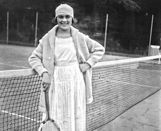 lili álvarez, primera olímpica española