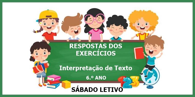 EXERCÍCIOS INTERPRETAÇÃO DE TEXTO  A CAUSA DA CHUVA (Millor Fernandes)