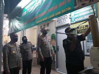 Jelang New Normal, Dirbinmas Polda Metrojaya Gencar  Memantau Giat Pos Kamling di Wilayah Hukum Polda Metro Jaya