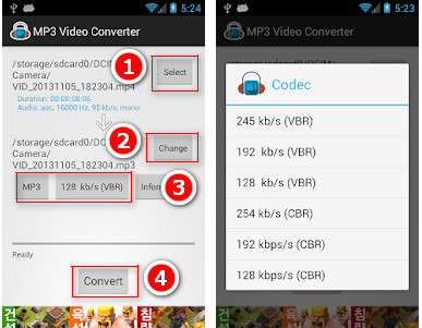 MP3 Video Converter Use Kaise Kare