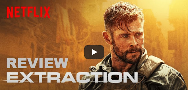 NETFLIX EXTRACTION MOVIE