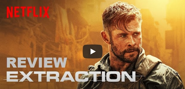 Extraction Netflix Movie  Review: Best Action, Basic Story-info movtive