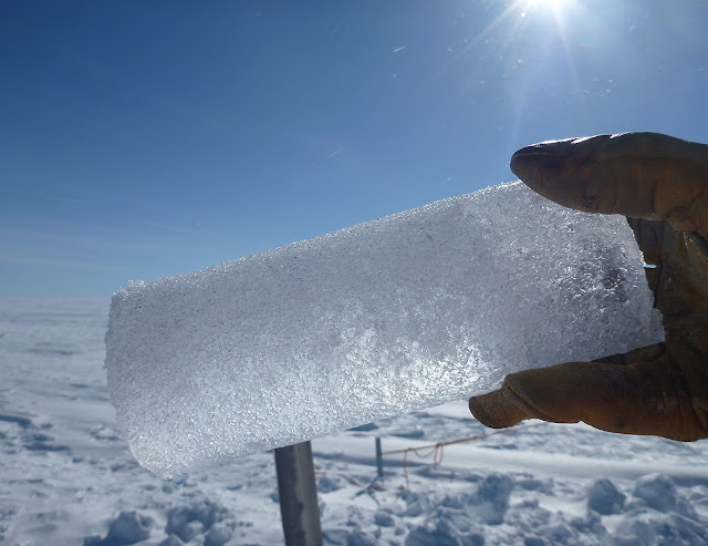 Do ice cores help to unravel the clouds of climate history?