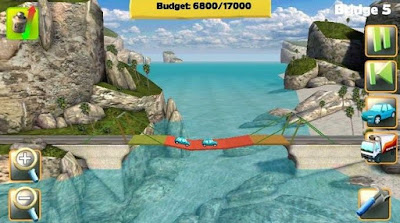 Game Asah Otak Bridge Constructor
