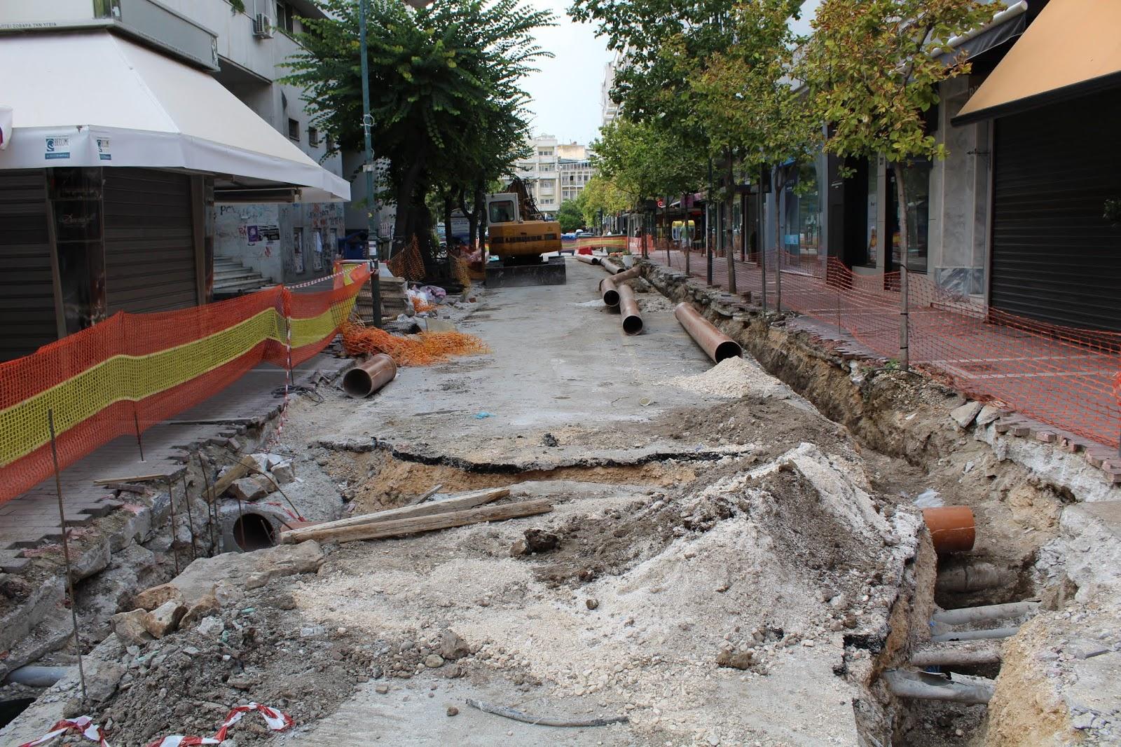 Έργα 25 εκατ. ευρώ για το 2020 στο Δήμο Λαρισαίων