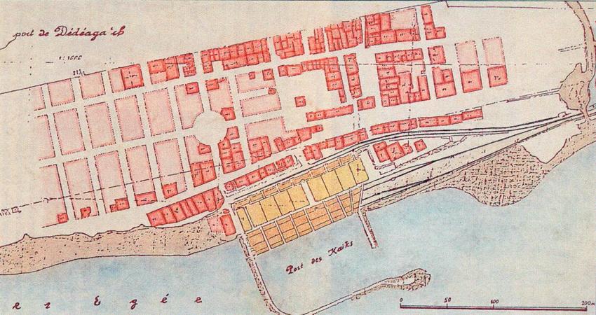 Μνήμη και Χώρος στην Αλεξανδρούπολη