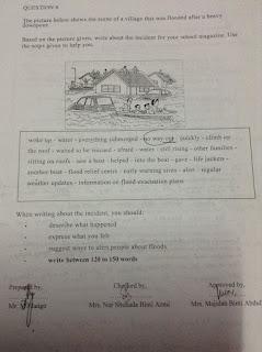 Essay on flood