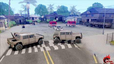 GTA San Andreas Protect Grove Street V1 Mod For Pc