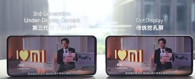 Galaxy S22 Ultra, Xiaomi Mi 12 Ultra, Under Display Camera, Quality Comparison