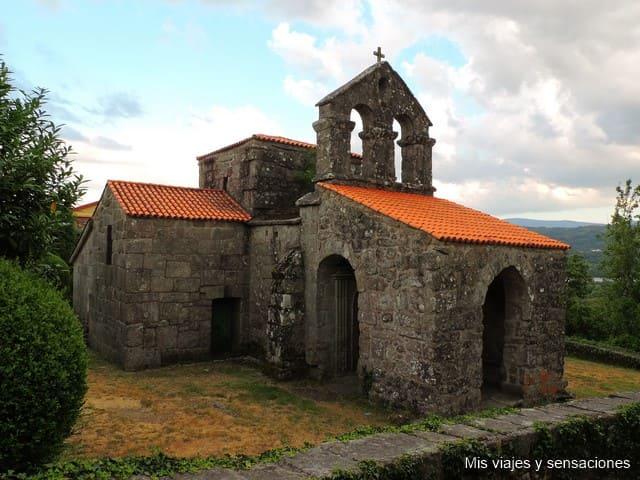 Iglesia de Santa Comba de Bande, Galicia