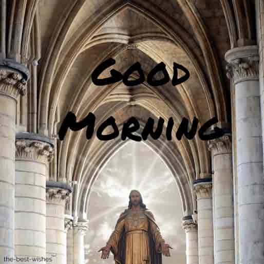 good morning god images of jesus