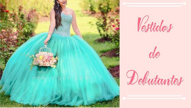 Inspiração: Vestidos de Debutantes
