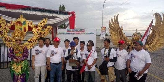 Pemusik dan Fotografer se-Solo Deklarasi Dukung Jokowi-Ma'ruf