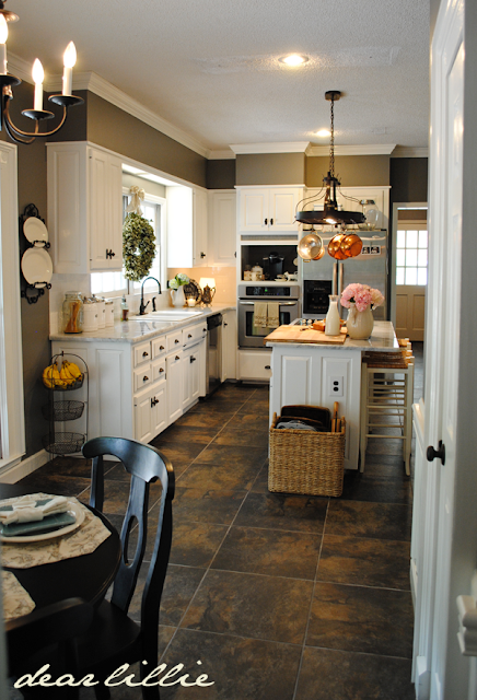 dear lillie matt and meredith's huge kitchen makeover