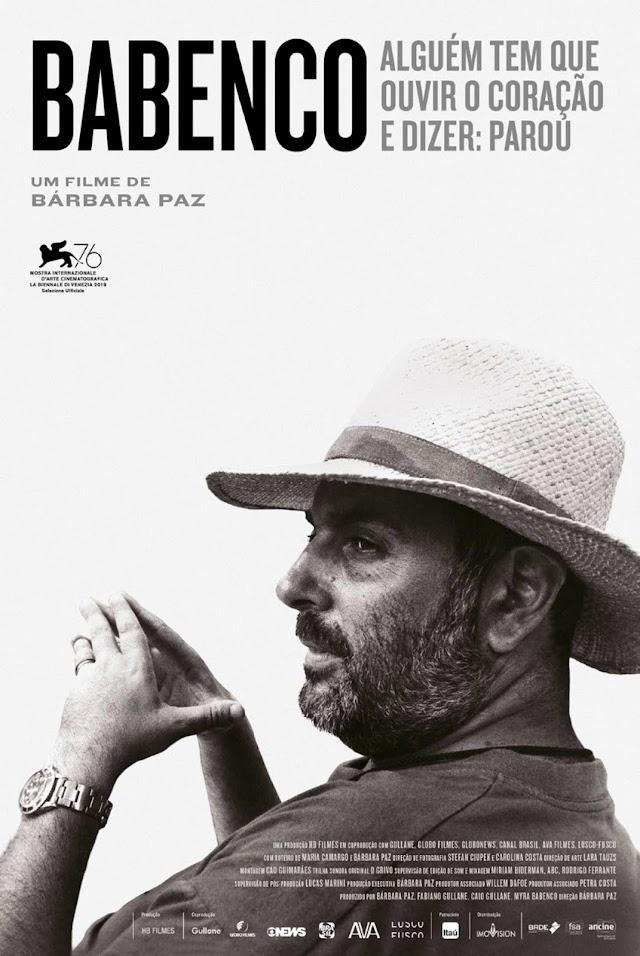 Babenco Começa Crowdfunding Para Apoiar Campanha aos Óscares