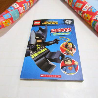 LEGO Super Heroes Handbook