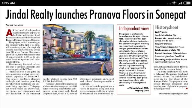 Pranava Floors