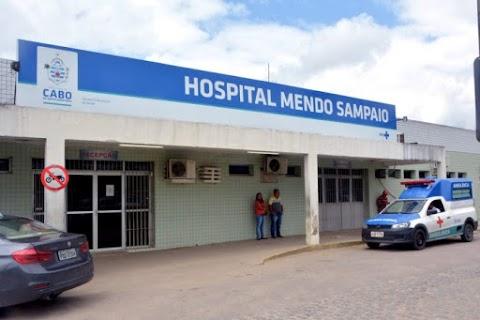 Nota Oficial Hospital Mendo Sampaio (HMS) Cabo de Santo Agostinho-PE