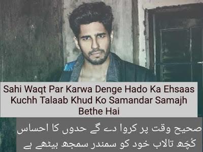 Attitude Quote in Urdu