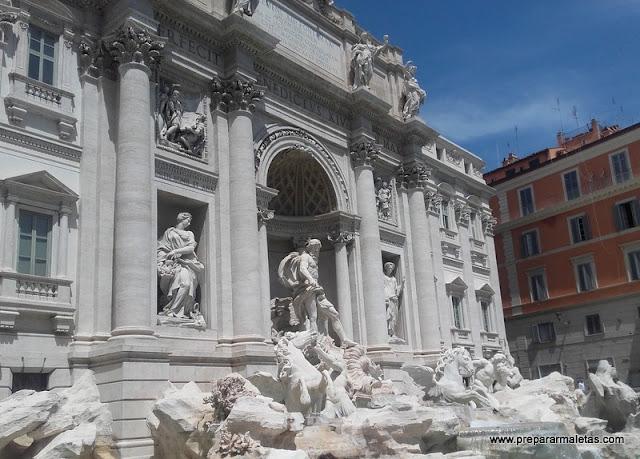 cuándo visitar la Fontana de Trevi en Roma