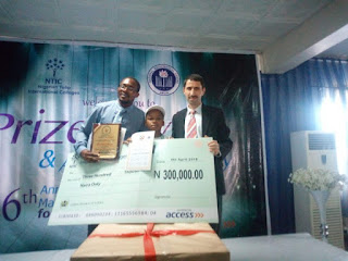 NTIC 16th Annual National Mathematics Competition Winners [Photos]