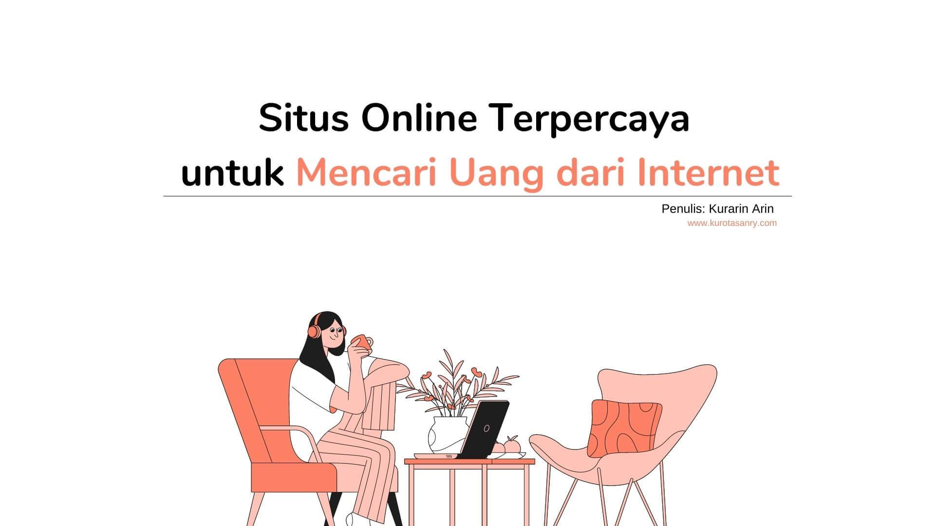 situs untuk mencari uang secara online