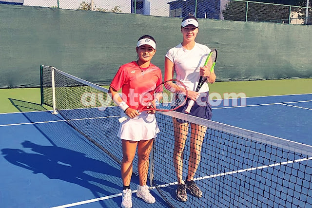 Indonesia.. Ayo Dukung Priska Bersaing dengan Sania Mirza dan Petenis Lainnya di Fed Cup Heart Award 2020 !