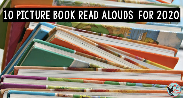 10 picture book read alouds for 2020