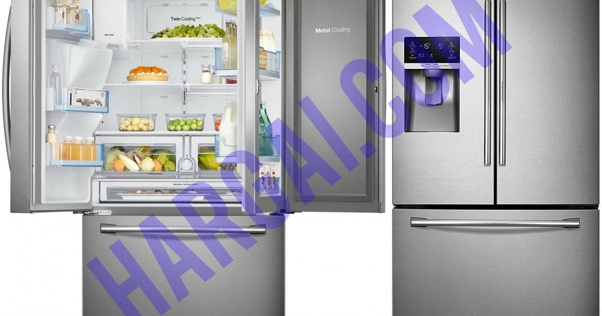 Daftar Harga Kulkas - Lemari Es 3 Pintu Semua Merk Terbaru