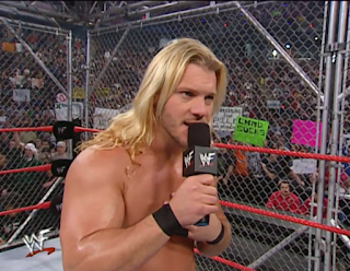 WWE / WWF - No Mercy 2000 - Chris Jericho beat X-Pac in a cage match