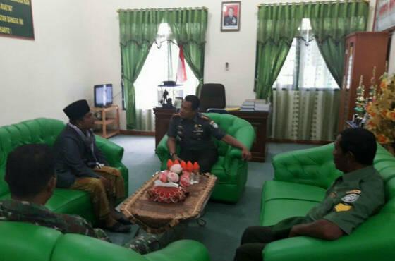 Jaga NKRI, TNI di Aceh Singkil Bangun Komunikasi dengan Tokoh Agama