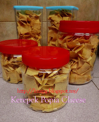 Kerepek Popia Cheese, Popia Cheese, Doorgift popia cheese