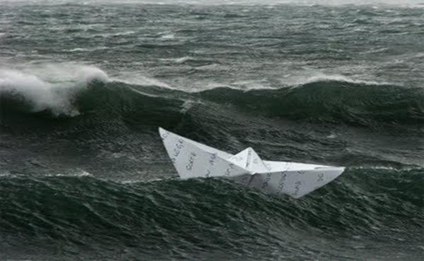 Jesus Acalma a Tempestade da Sua Vida !