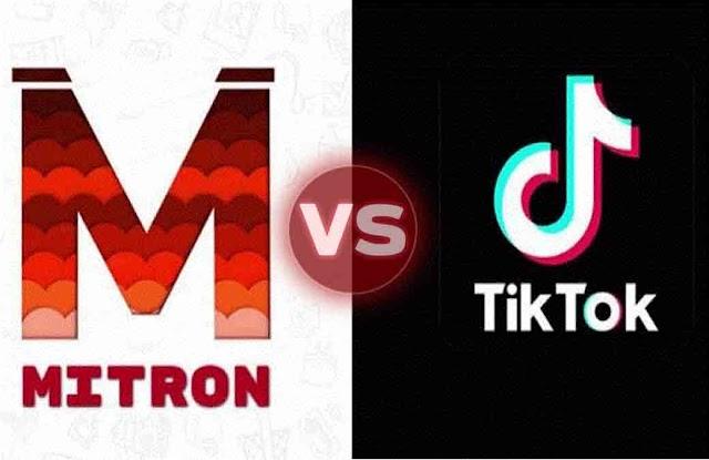 TikTok को कड़ी टक्कर दे रहा है Mitron App, 50 लाख से ज्यादा लोग कर चुके हैं डाउनलोड