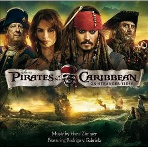 Pirates of the Caribbean 4 Liedje - Pirates of the Caribbean 4 Muziek - Pirates of the Caribbean 4 Soundtrack