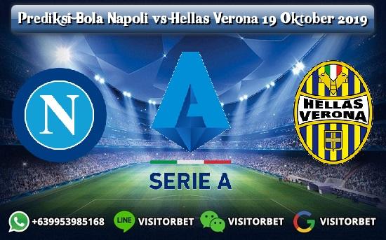 Prediksi Skor Napoli vs Hellas Verona 19 Oktober 2019